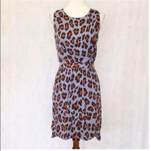 Walter Baker Leopard Dress XS